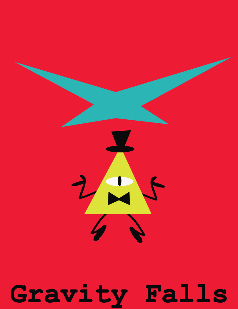 GravityFalls-minimalist by Angelichu