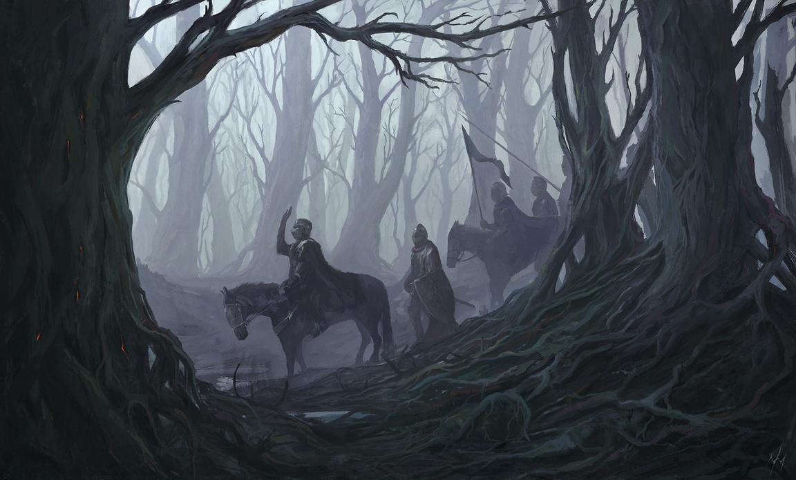 Ambush by Nik-Moskvin