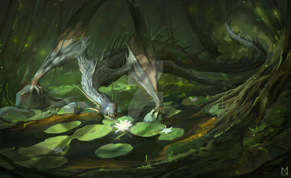 Spiky by Nik-Moskvin