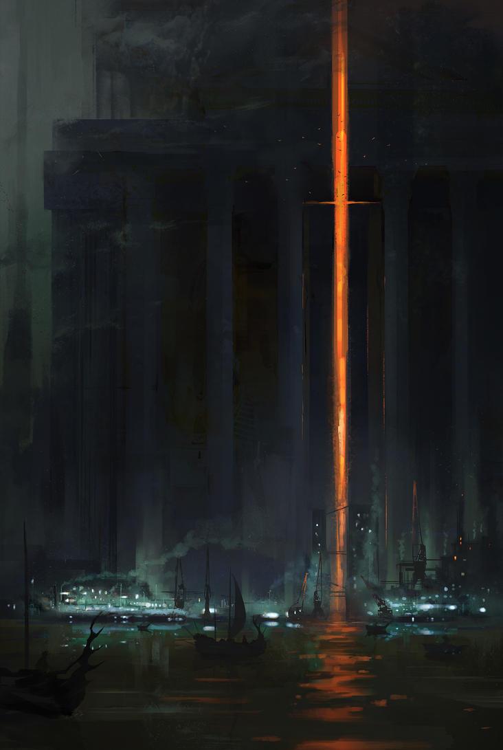 Cross by Nik-Moskvin