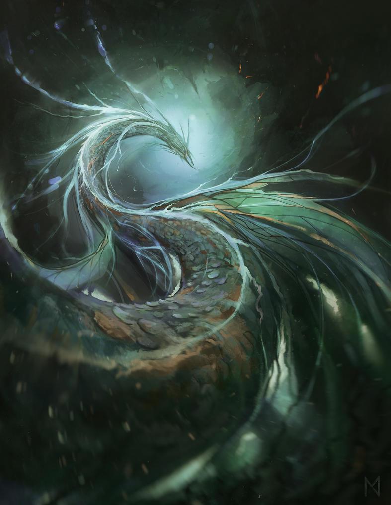 Leviathan by Nik-Moskvin