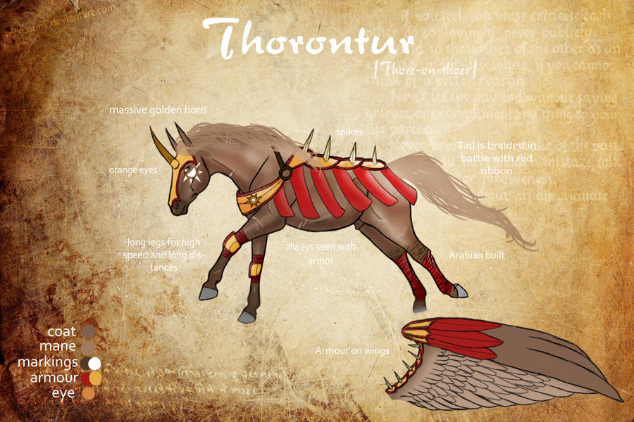Thorontur by Aecrimony