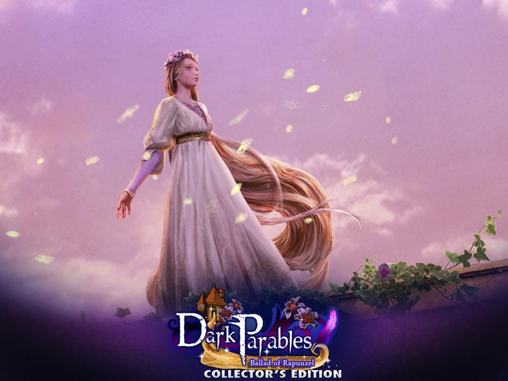 Ballad Of Rapunzel Wallpaper 9 By FiredUpAuthor