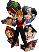 Dragonball Future Past by MeoWmatsu