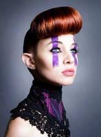 Purple. by PorcelainCora