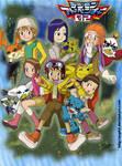 Digimon Adventure 02 by Asphil