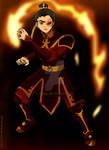 ATLA: Fire Nation Prince