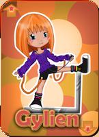 Gylien version chibi by Rikku-chann