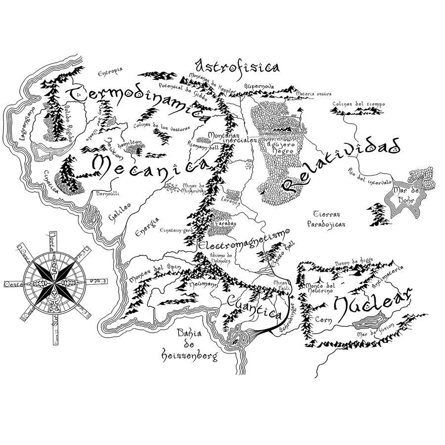la verdadera tierra media by rikku