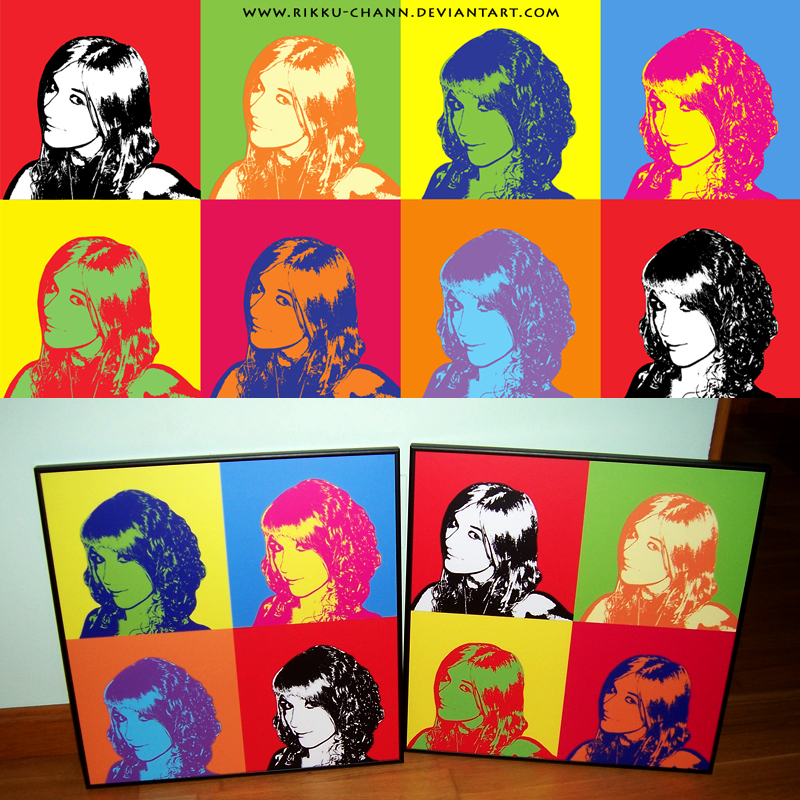 Warhol rulz by Rikku-chann