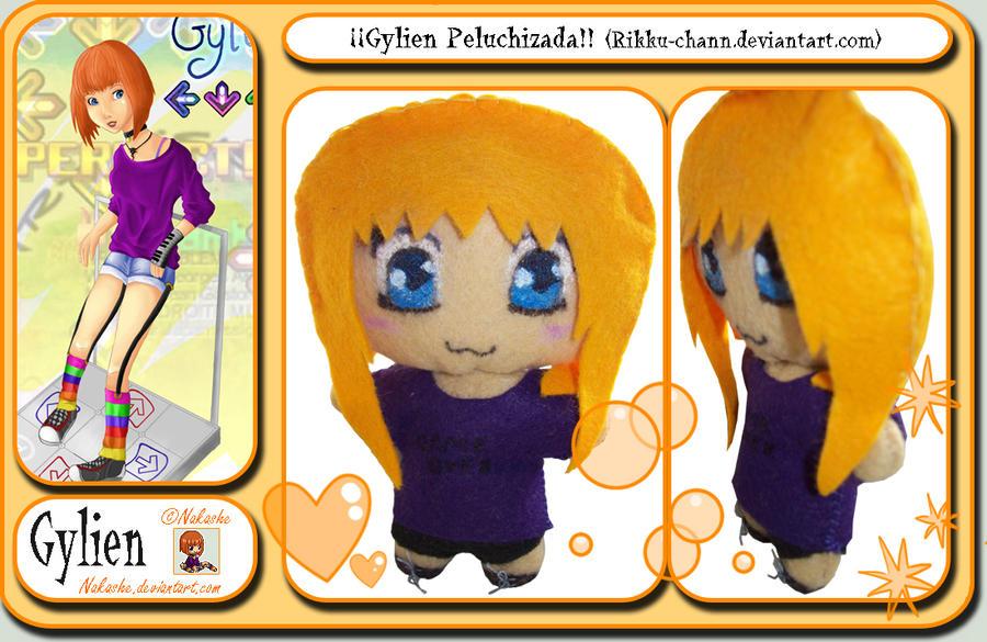 Gylien Peluchizada by Rikku-chann
