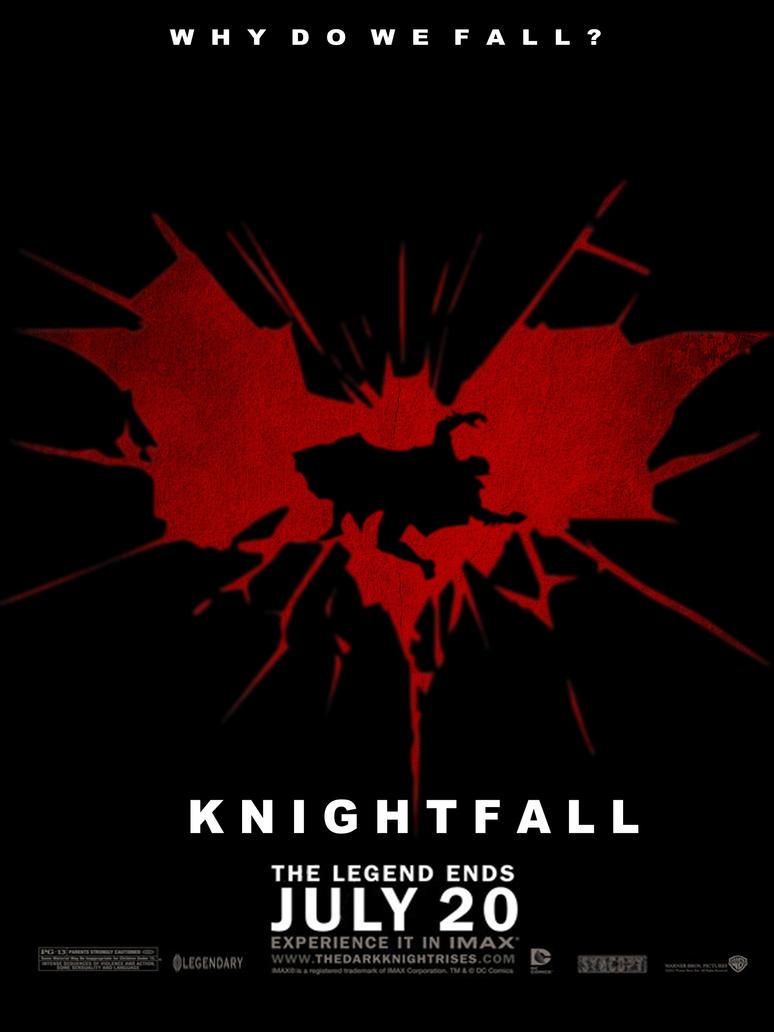 Knightfall by atomagezodiac308
