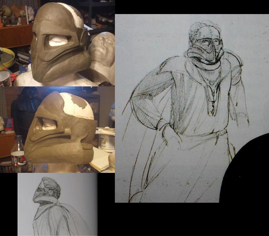Darth Vader Redesign fan art by 1oshuart on DeviantArt