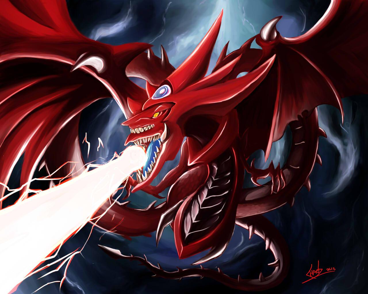 Sky Dragon of Osiris by chaostudio