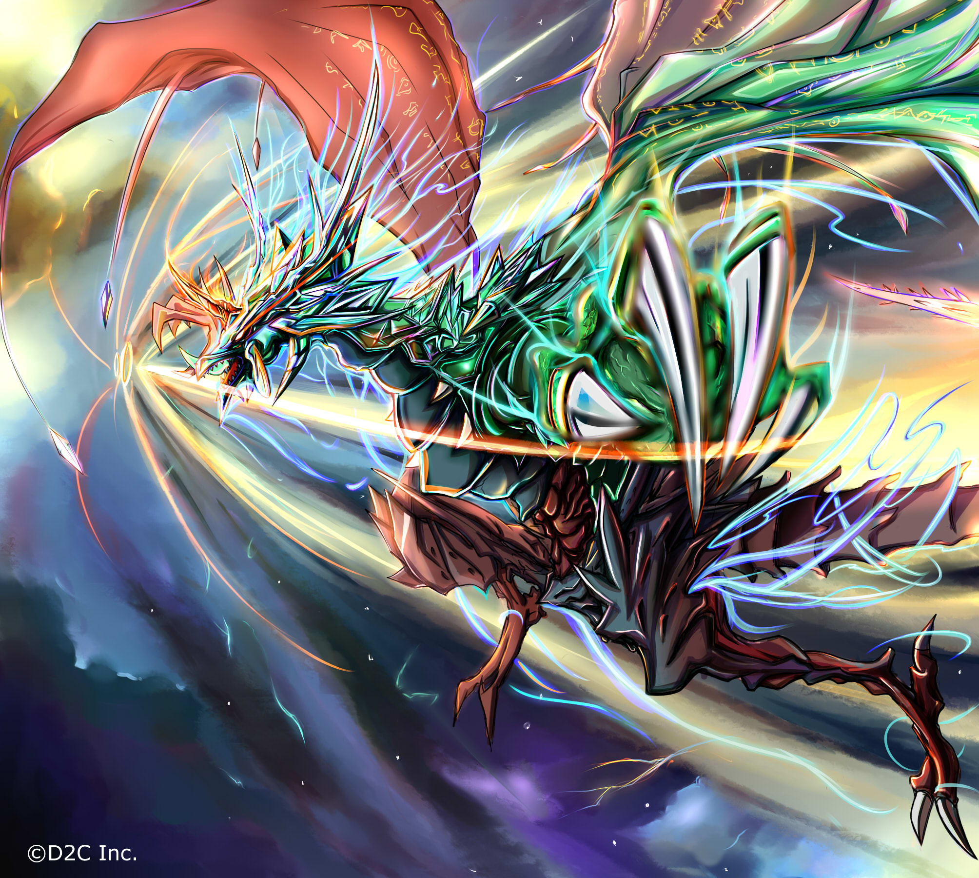 Beautiful Wallpaper Lord Dragon - crystal_dragon_god_ryuo_by_chaostudio-d5nesio  Perfect Image Reference_113615.jpg