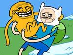 Adventure Troll by DablurArt