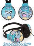 Squirtle Squad Headphones