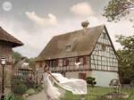in farmhouse