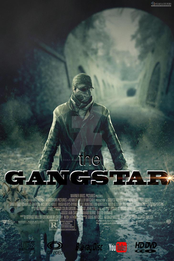the gangstar by kaka-pararean83