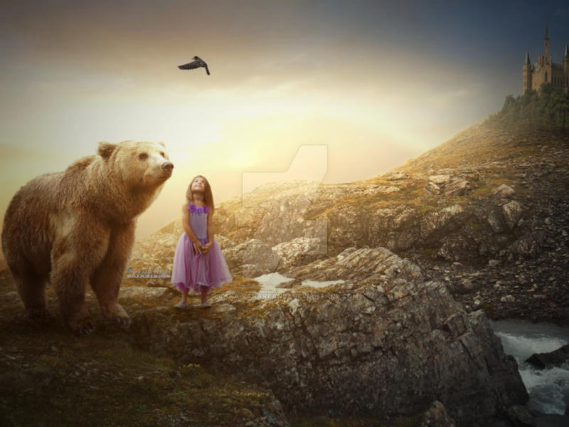 ChilC and the bear