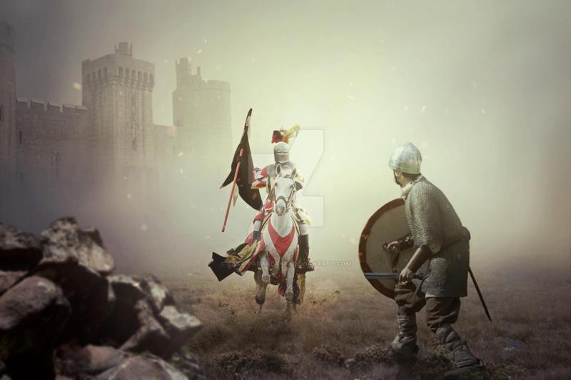 Battle on the Castle