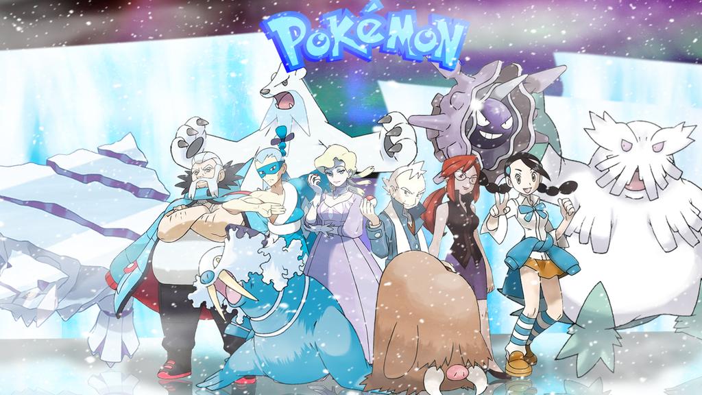 ice type pokemon wallpaper - photo #7