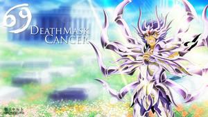 Deathmask - Cancer God Cloth