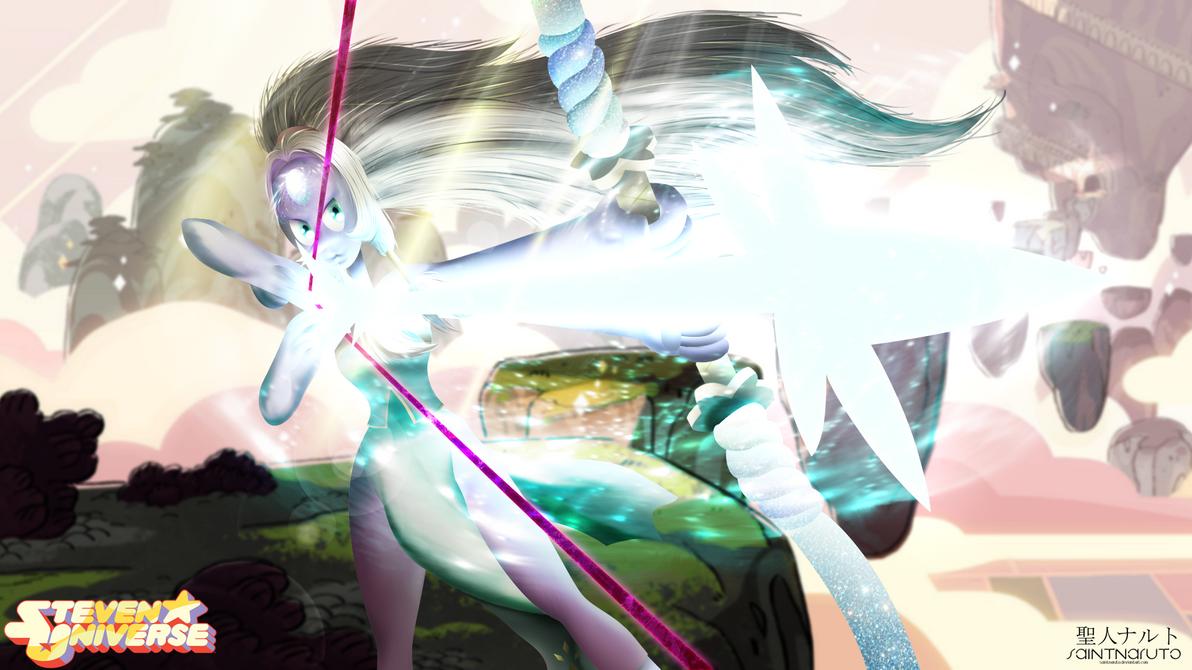 Opal - Steven Universe by saintnaruto on DeviantArt