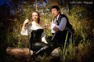 Dark Hansel and Gretel