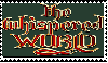The Whispered World Stamp by ArcticIceWolf