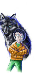 Peter and the Wolf revisited by ArcticIceWolf