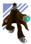 Tenth Doctor - Pose