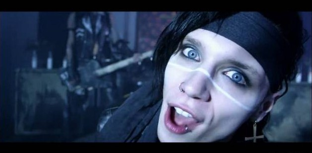 Black Veil Brides In The End Wallpaper Andy Biersack - In the...