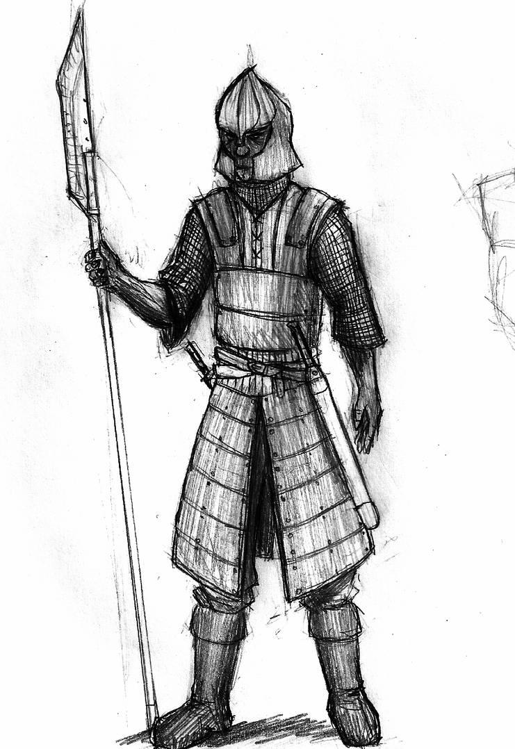 Footman Of Darktown Sketch By Cookiemaniac23 On Deviantart