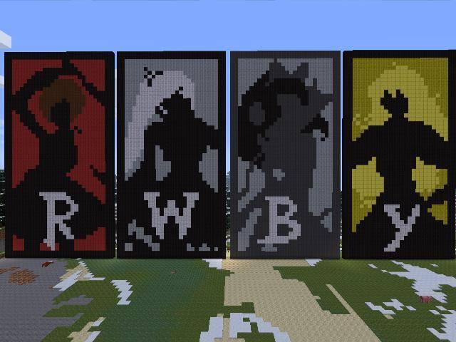 1.7.10] RWBY Craft Minecraft Mod