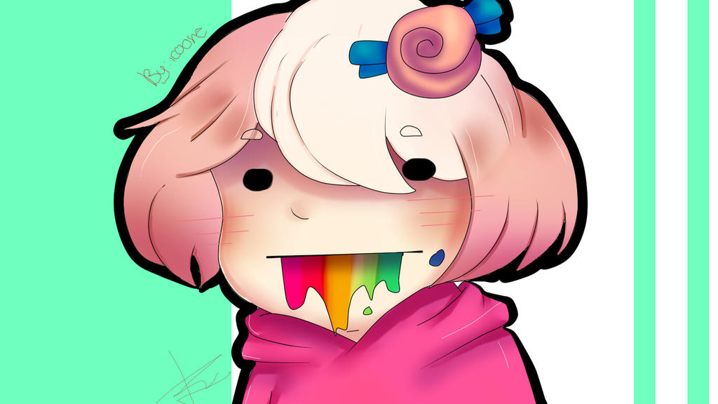 Candy Manga by onechanskawaii