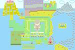 Beanbean Kingdom Map By Ludaosmo-16x16