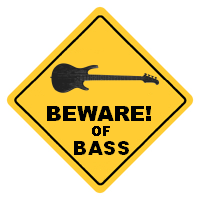 Beware of Bass by Cheka-Gam