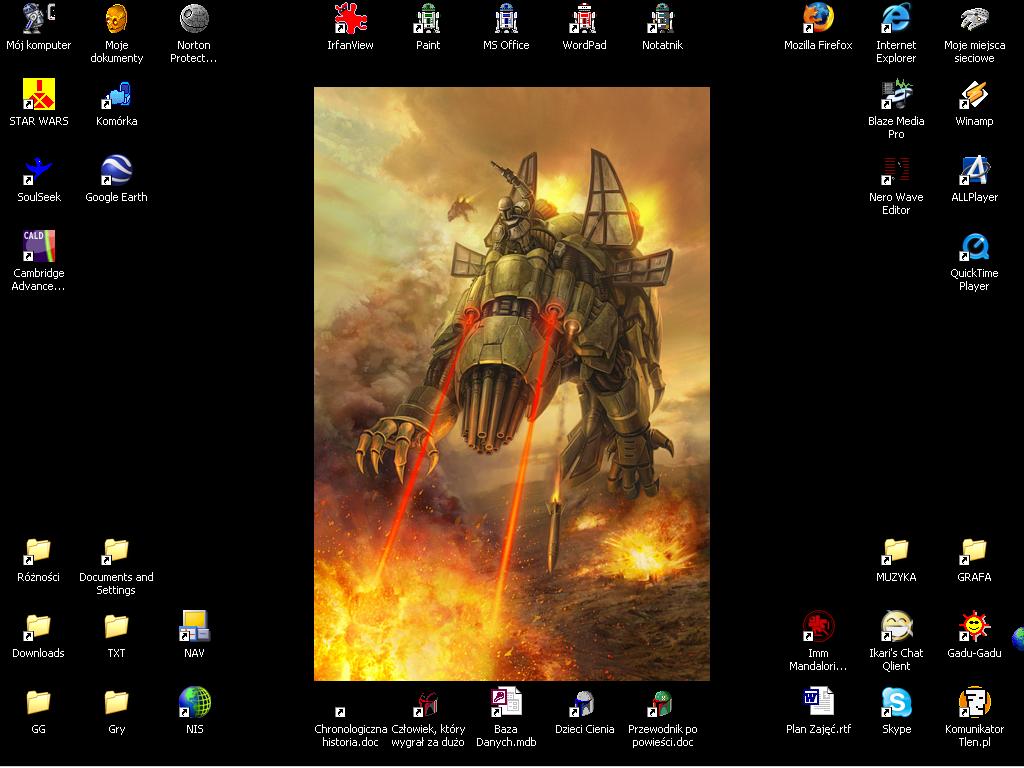 Basilisk Desktop by Cheka-Gam