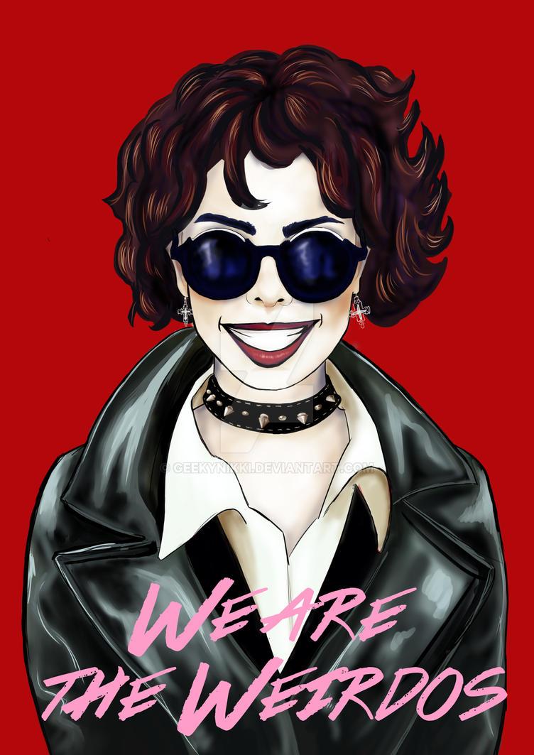 Nancy-The Craft by GeekyNikki