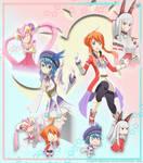 Aura Kingdom Fan Art Entry