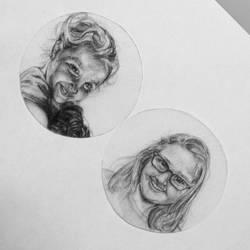 Tiny Portrait series 4