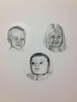 Tiny Portrait series 5