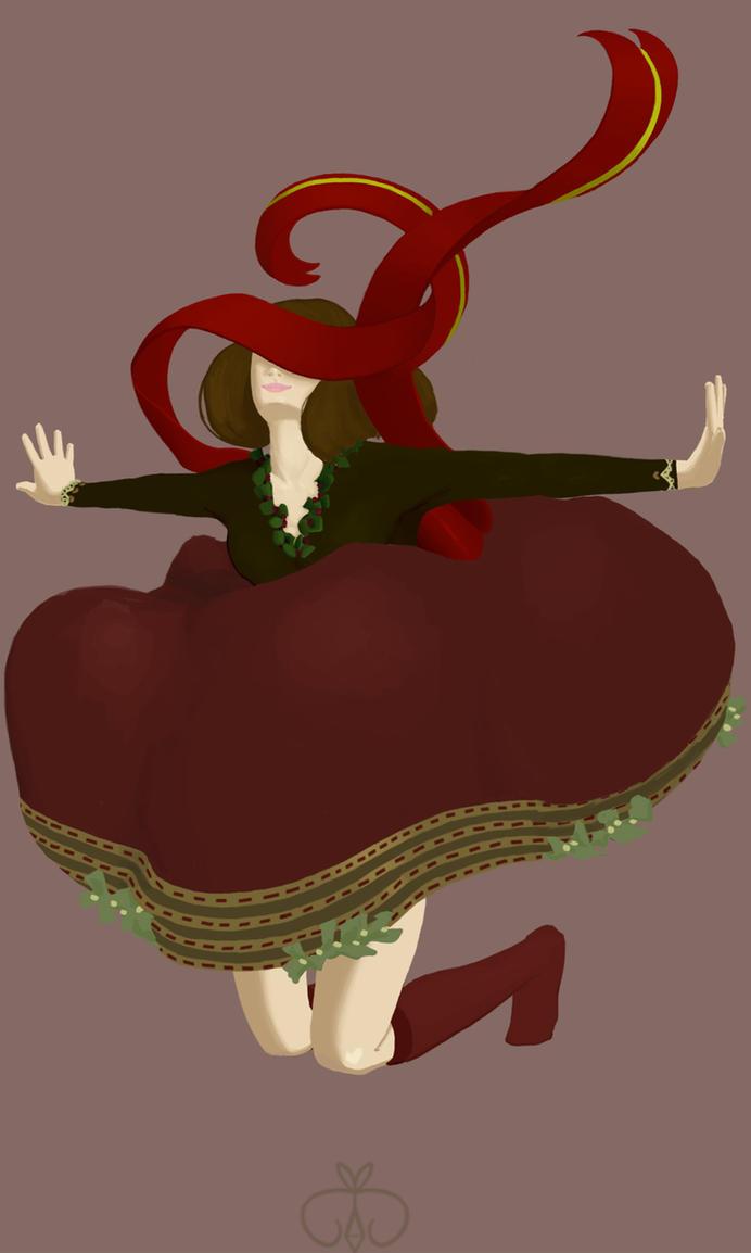 Christmas Girl Again by Tektoh
