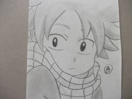 Little Natsu by Miss-Lama