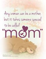 To Be Called Mom by ScottMonaco