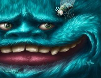 Furry Hunger by ScottMonaco