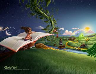 The Adventure Library by ScottMonaco