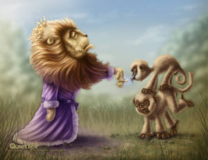 The Overly Lordly Lion