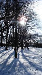 Snow in Park vol 1 by ulkap94